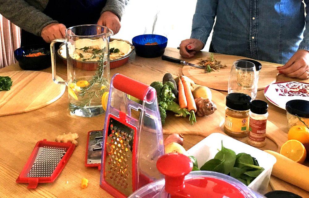 Ateliers cuisine Sophie Dimanche-Lahaye, diététicienne et micronutritionniste à Annecy