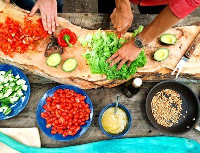 Ateliers cuisine Sophie Dimanche, diététicienne à Annecy